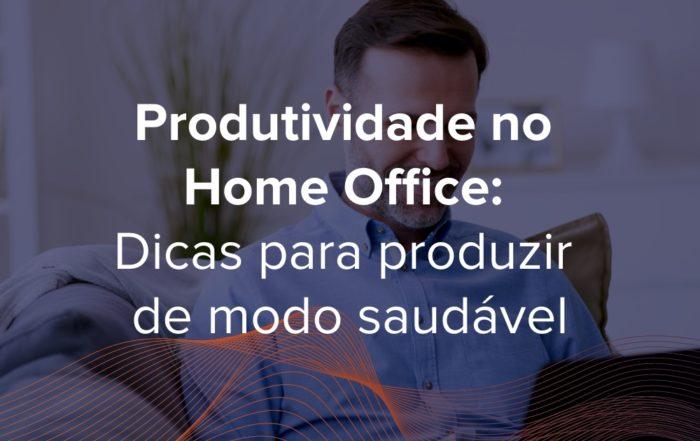 Manter a produtividade no Home Office tem sido um grande desafio para muitos profissionais. Veja dicas para ser produtivo de modo saudável!