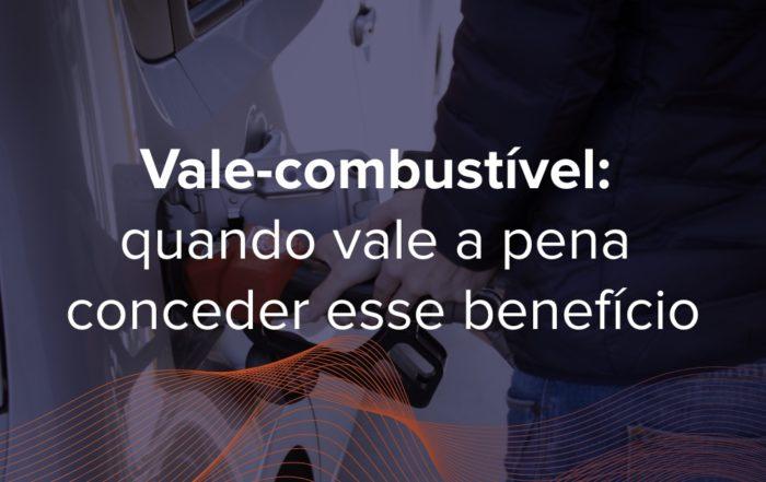 O Vale-combustível é um benefício corporativo opcional que proporciona autonomia e liberdade para os funcionários